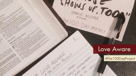 Love Aware Day 1