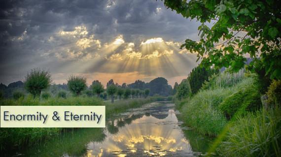 enormity sky