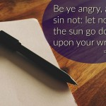 RINSE Anger